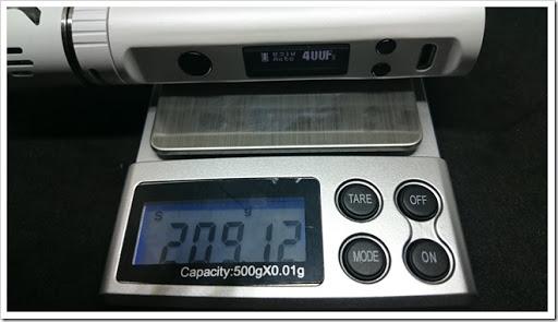 DSC 2836 thumb%25255B2%25255D - 【MOD】Cloupor X3 TC 80W 温度管理キットレビュー!自動温度管理機能に対応した最大80Wスターター【VVセッティング可能】