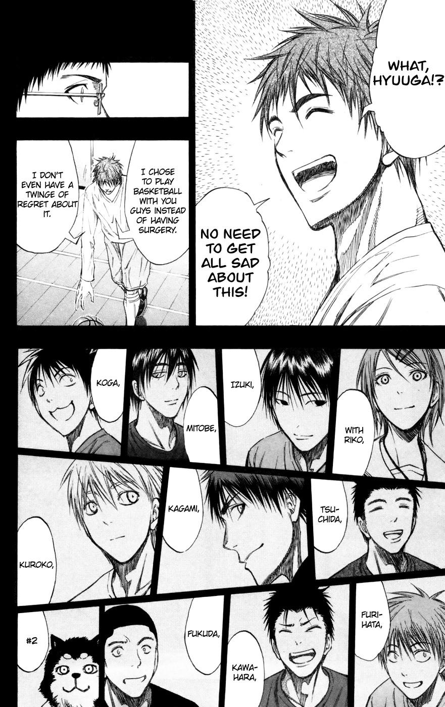 Kuroko no Basket Manga Chapter 128 - Image 08