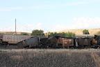 Coal Train Derailment, Mesa, WA - Tony Eveland credit