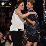 OIC - ENTSIMAGES.COM - Emma Willis and Ryan Ruckledge at the Big Brother Live Eviction in London  15th july 2016 Photo Mobis Photos/OIC 0203 174 1069