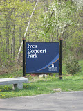 Entrance to Ives Before