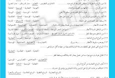"""مراجعة دراسات الصف الاول الاعدادى بالاجابات """"امتحان مارس"""" الترم الثانى 2021 السلطان"""