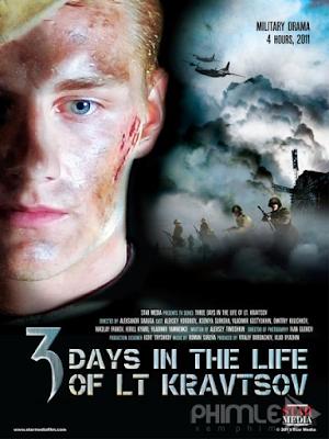 Phim Ba Ngày Của Trung Úy Kravtsov - Three Days In The Life Of Lt. Kravtsov (2012)
