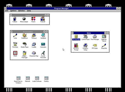 Experimente usar um computador como nos anos 90  - Visual Dicas