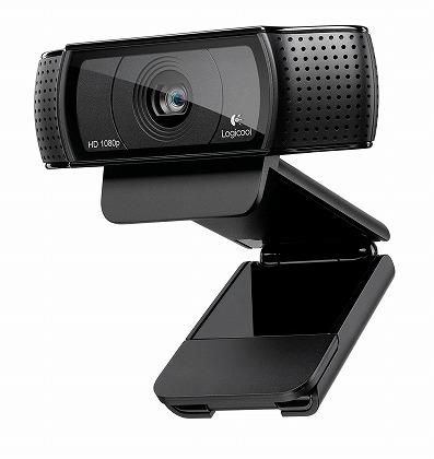 【Webカメラ】c920r (ロジクール)