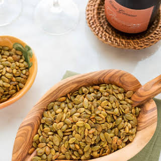 Spiced Pumpkin Seeds (Pepitas).