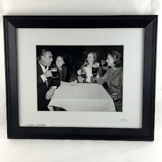Anthony Quinn and Ingrid Berman Limited Edition Photo