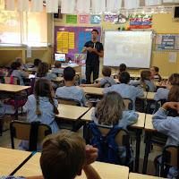 Ens visita en Jordi Gil