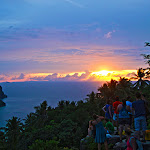 Sunset over Ko Phi Phi