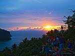 Sunset over Ko Phi Phi