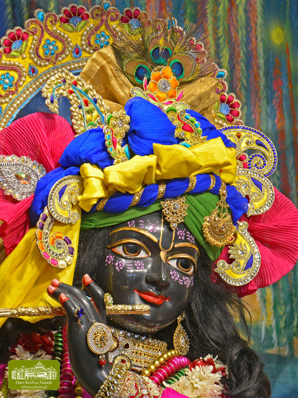 ISKCON Hare Krishna mandir Ahmedabad  07 Jan 2017 (4)