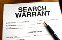 [search warrant]