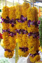 Photo: Year 2 Day 135 -  Flowers in Little India