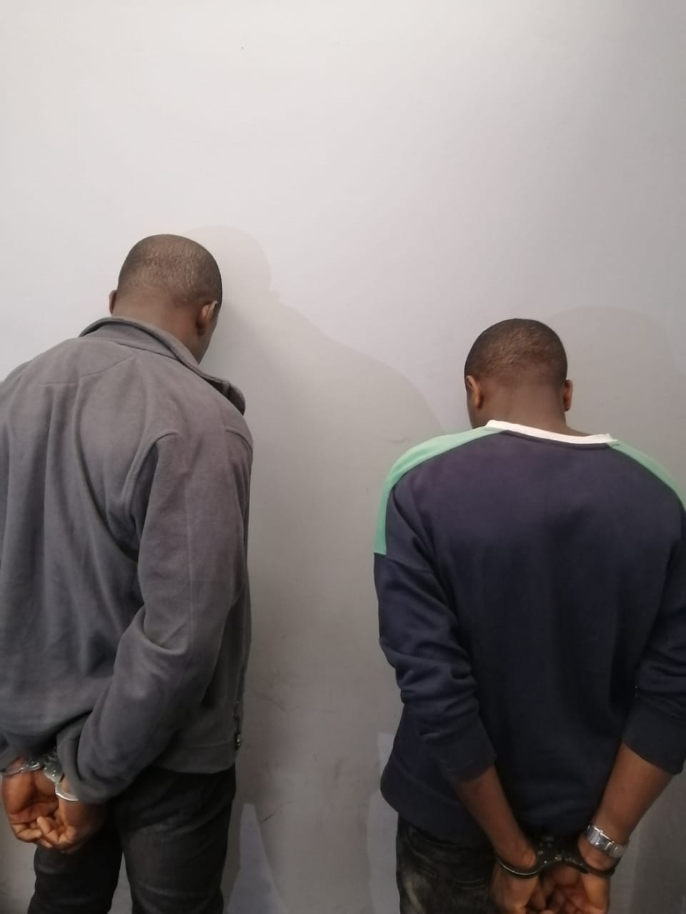 Four Nigerian Officials Busted on Million Worth of Drugs Scandal In Hilbrow