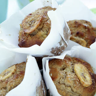 Spiced Banana Muffins.