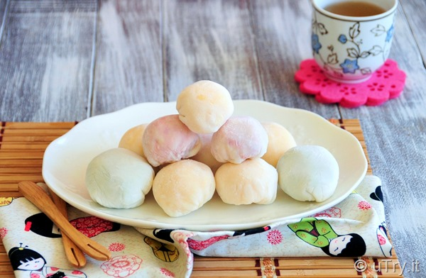 How to Make Ice Cream Mochi 雪糕 糯米糍   http://uTry.it