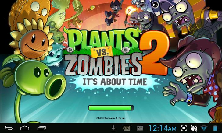 Plants vs. Zombies 2 | เกมส์พืชผักปะทะซอมบี้ ภาค 2 | โหลดเกมส์แอนดรยอด์ฟรี