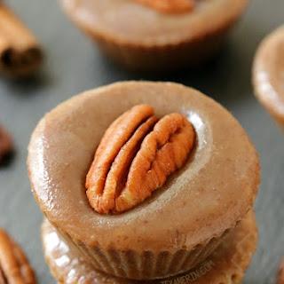 5-Ingredient Pecan Pie Fudge (paleo, vegan, gluten-free).