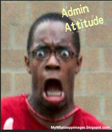 Admin Attitude