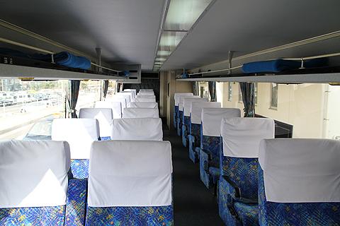 西日本鉄道「桜島号」6021 車内