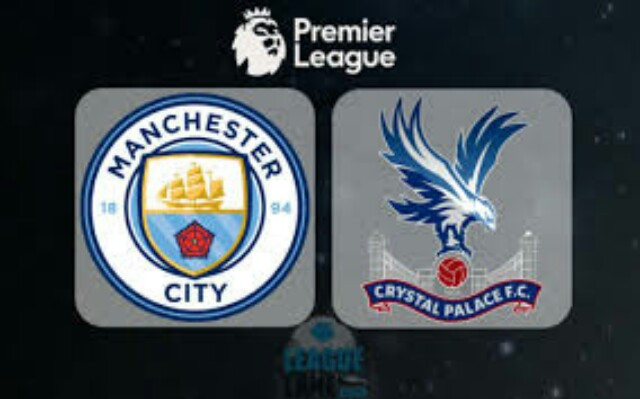 Manchester City vs Crystal Palace Premier League Match Highlights