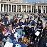 Giovani in cammino Roma (Coro)