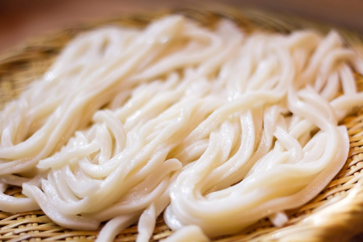 新生姜のそぼろうどん(ノンストップで笠原将弘が紹介)のレシピ