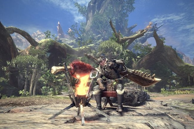 Monster Hunter World So Kommen Sie Zu Armor Spheres Farming