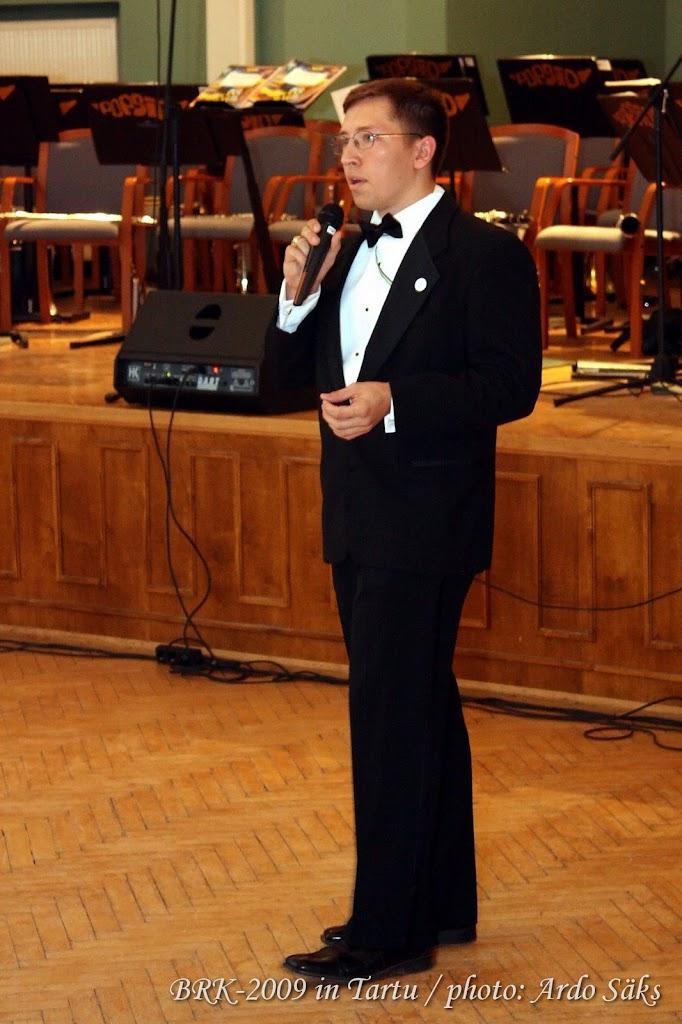 46. Balti Rahvaste Kommers / 46-th Commers of Baltic Fraternities - BRK2009_t042.JPG