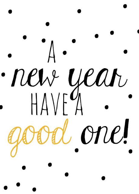 Handmade mieke een nieuw jaar