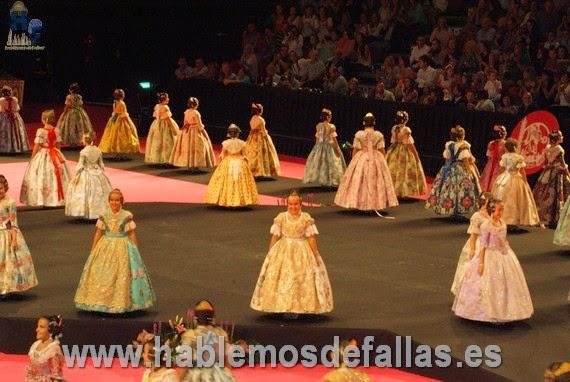 Elecció Corts d'Honor i Falleres Majors de Valencia 2016