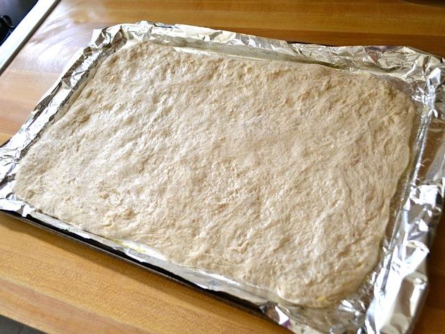 stretch dough