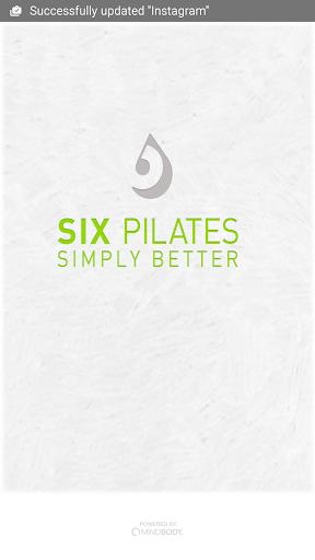 Six Pilates
