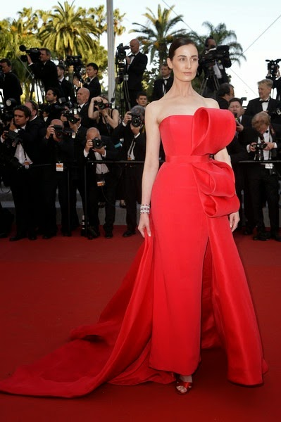 Erin OConnor Carol Premiere 68th Annual Cannes Film Festival