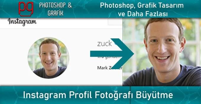 İnstagram Profil Fotoğrafı Büyütme   İnstagram pp büyütme