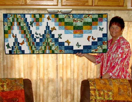 1702066 Feb 08 My Butterfly Bargello Finished