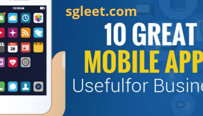 10 Mobile 𝗔pp 𝗧hat 𝗦olves 𝗣roblem 𝗙or 𝗙ree [Entrepreneur]