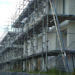 Commercial Scaffolding - Construction