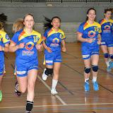 Moins de 18 féminines contre Avallon (12-04-14)