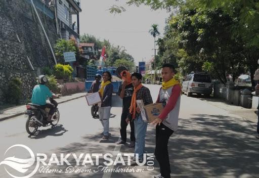 Peduli Akan Korban Gempa di Lombok, MAHAKRIPA UKI Toraja Galang Donasi