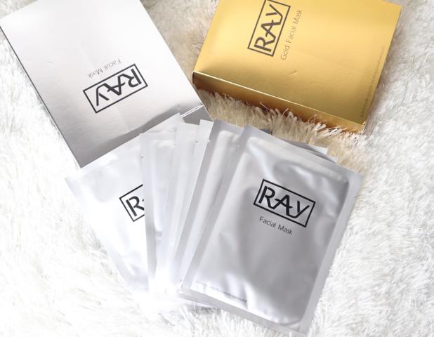提防假冒 ~ 泰國本土品牌的「RAY蠶絲面膜」預防肌膚老化的問題 ...