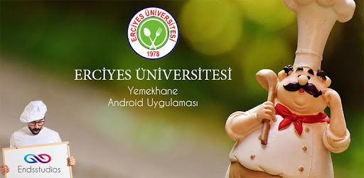 ERÜ Yemekhane app (apk) free download for Android/PC/Windows screenshot