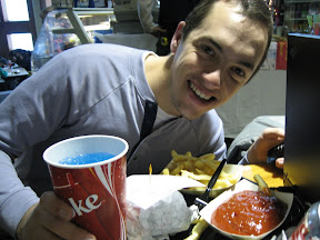 again, almost enough Ketchup
