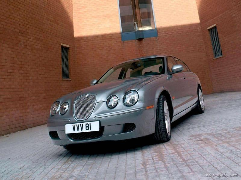 2005 Jaguar S Type R Specifications Pictures Prices