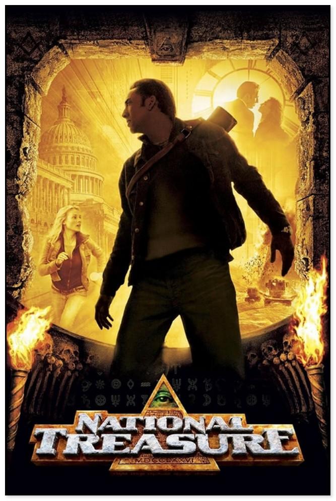 National Treasure 2004 Movinggo Movie