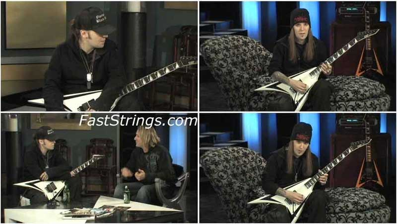 Alexi Laiho - In Your Face Guitar