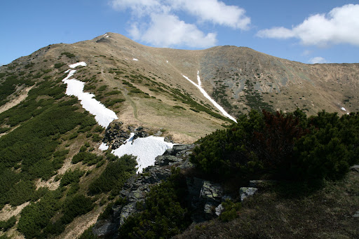 Baranec (2184m) z juhu
