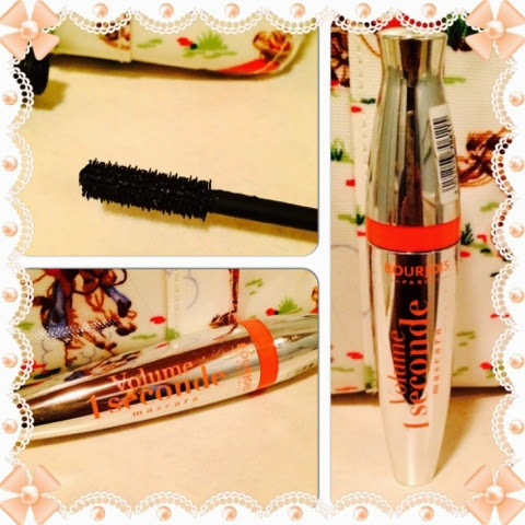 Bourjois Volume 1 Seconde Mascara - blogger review