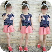 little girls dress design 2017