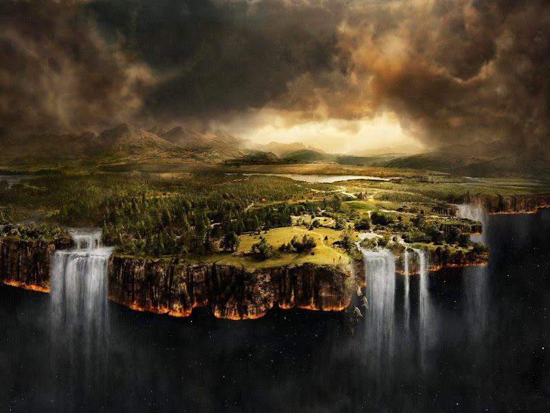 Endworld, Magical Landscapes 2